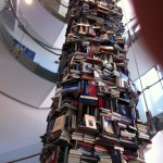 Ford's Theatre Lincoln book tower