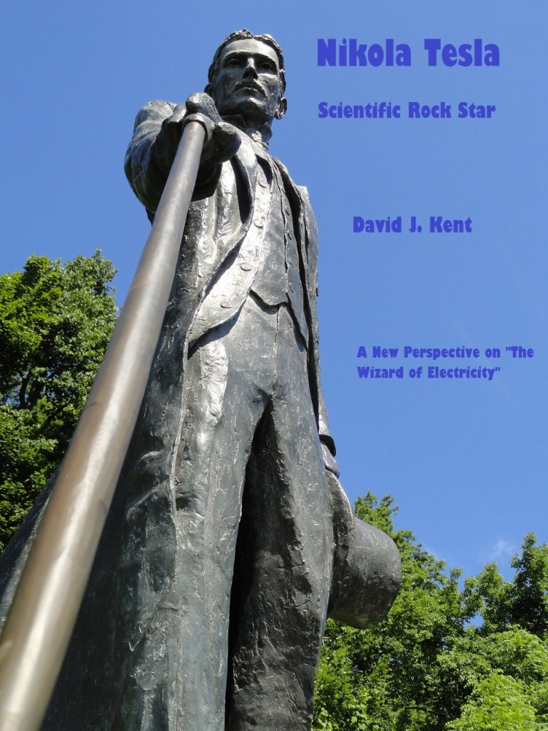 Nikola Tesla: Scientific Rock Star cover