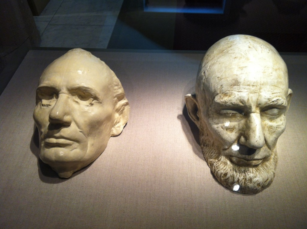 Volk and Mills masks
