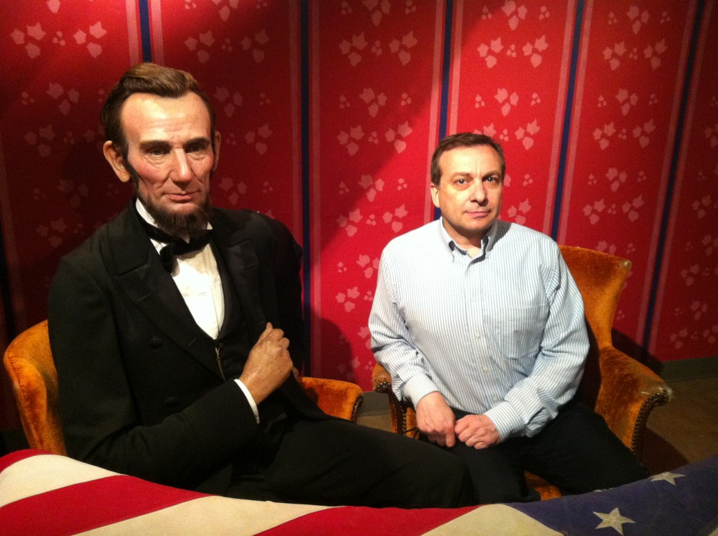 Abraham Lincoln and Me