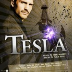 Tesla official poster