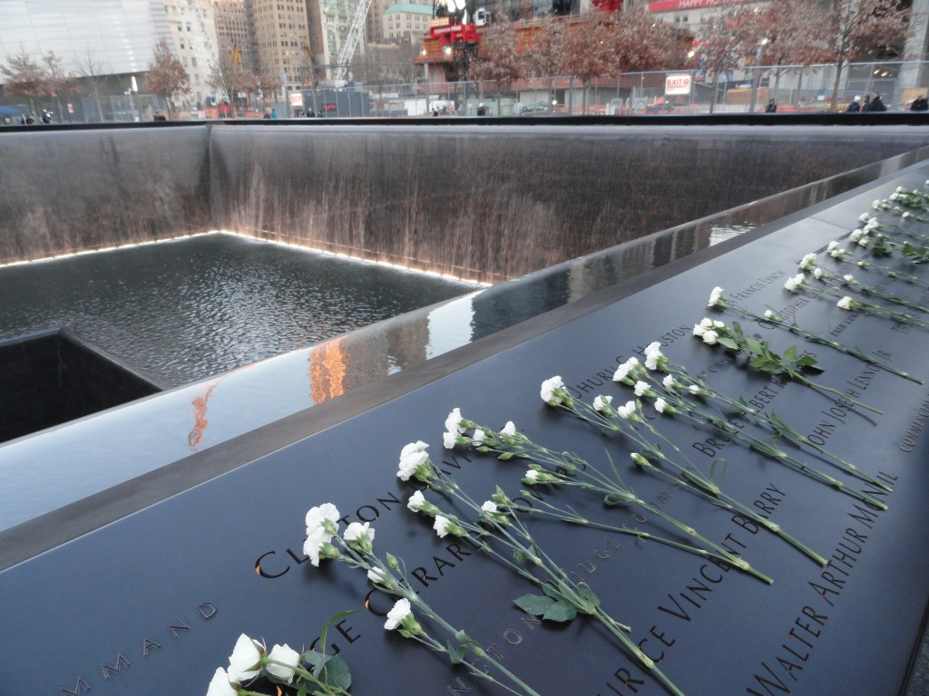 9/11 Memorial World Trade Center New York City