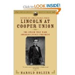 Harold Holzer Lincoln at Cooper Union
