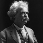 Mark Twain 1909 Wiki Commons