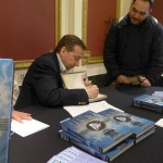 Signing books 1-11-14