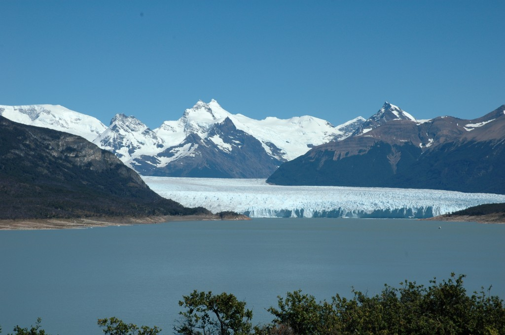 Perito Moreno first look
