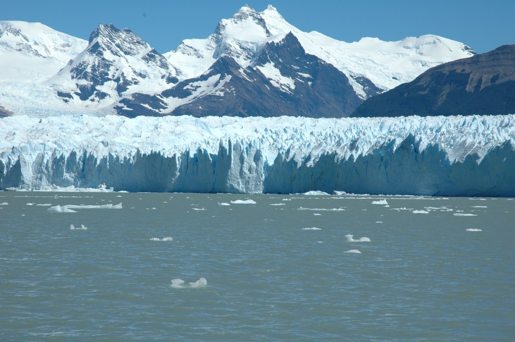 Perito Moreno south face