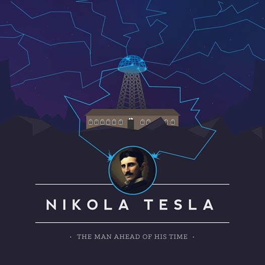 Nikola Tesla Man Ahead of His Time