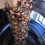 Lincoln book tower