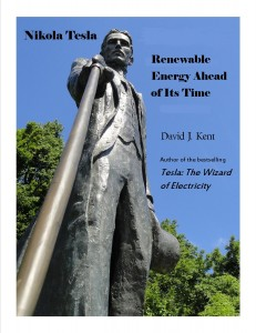Tesla Renewable Energy book cover 2