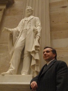 Vinnie Reams statue - US Capitol