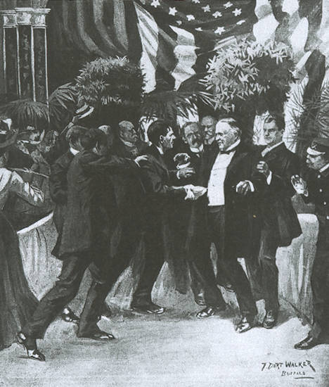 William McKinley Assassination