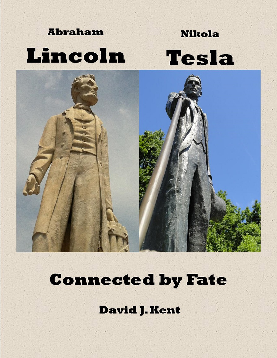 washington dc science traveler abraham lincoln and nikola tesla connected by fate
