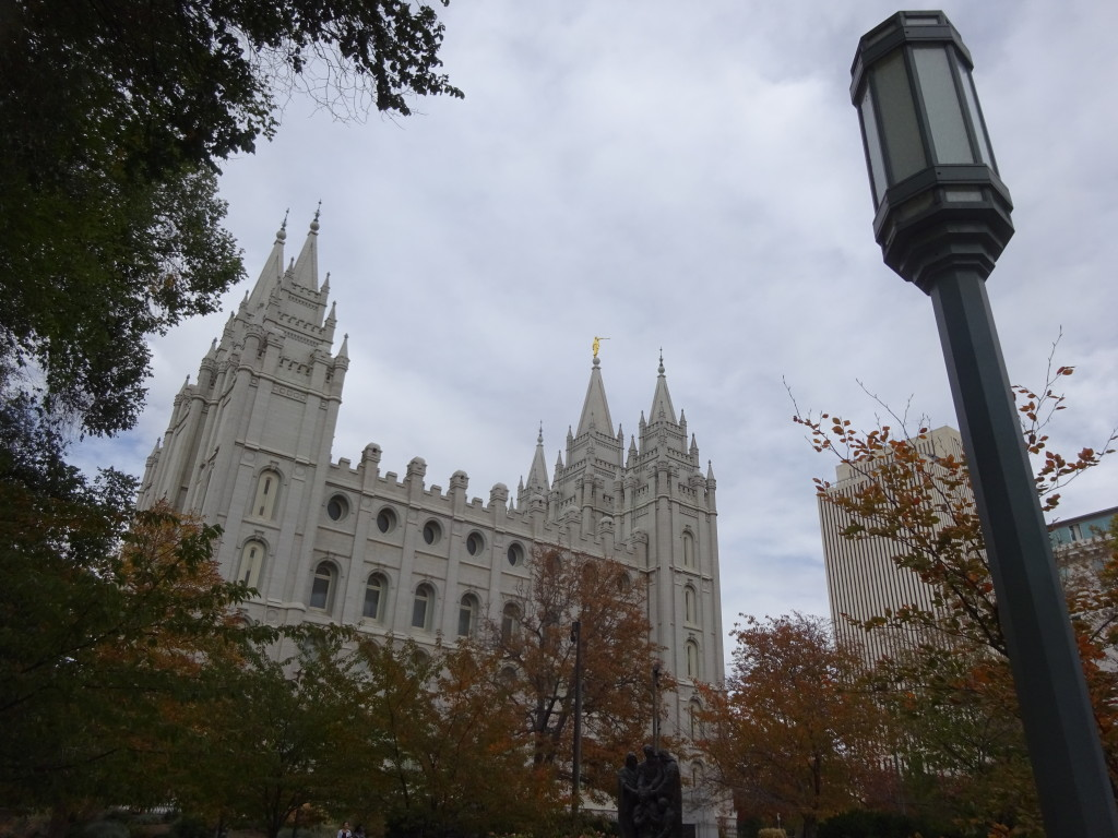 Mormon Church, Salt Lake City