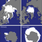 Arctic_Antarctic sea ice