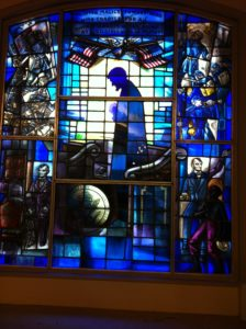 NY Avenue Church window