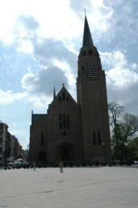 Church in Flagey