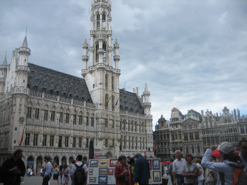 Brussels, Belgium, Tuesday