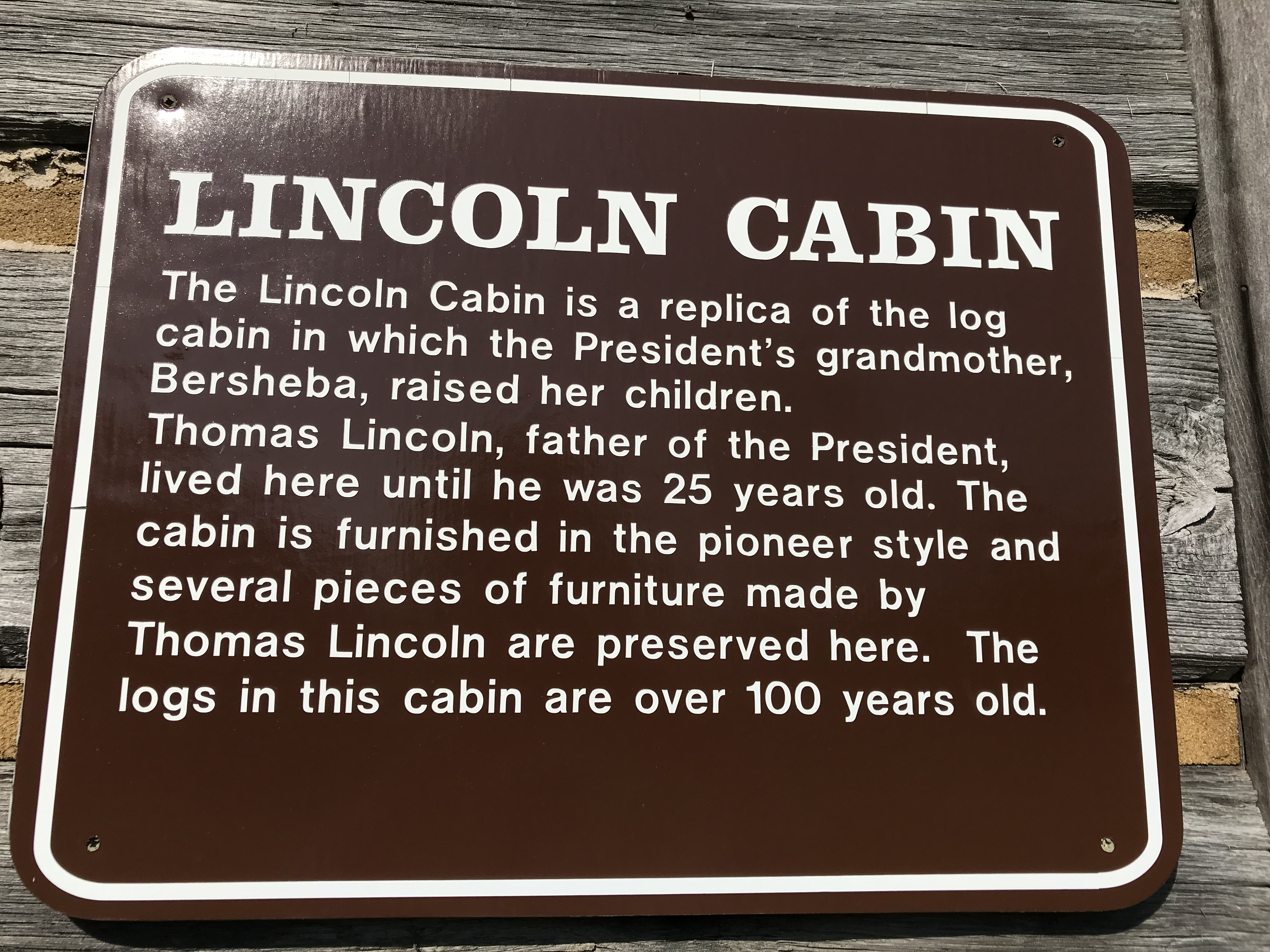 Chasing Abraham Lincoln   Science Traveler   Page 2